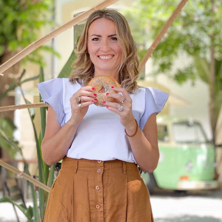 Laura Ladfoodie Conforti, food blogger professionista